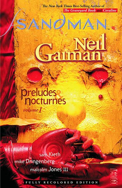 The Sandman, by Neil Gaiman