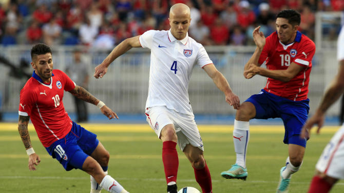 Bradley to make 100th appearance as US opens Gold Cup