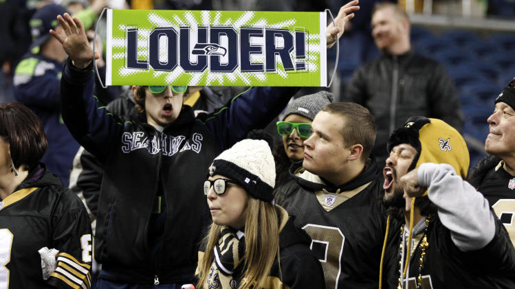 NFL: New Orleans Saints at Seattle Seahawks