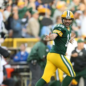 Week 2: Green Bay Packers QB Aaron Rodgers highlights