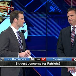 New England Patriots' biggest concerns