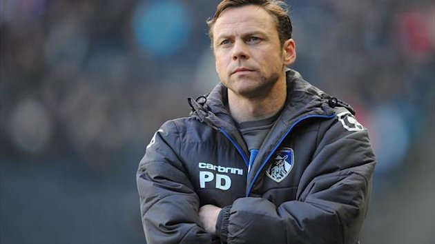 Paul Dickov slammed his Oldham team for lacking 'pride and desire and effort' against Swindon
