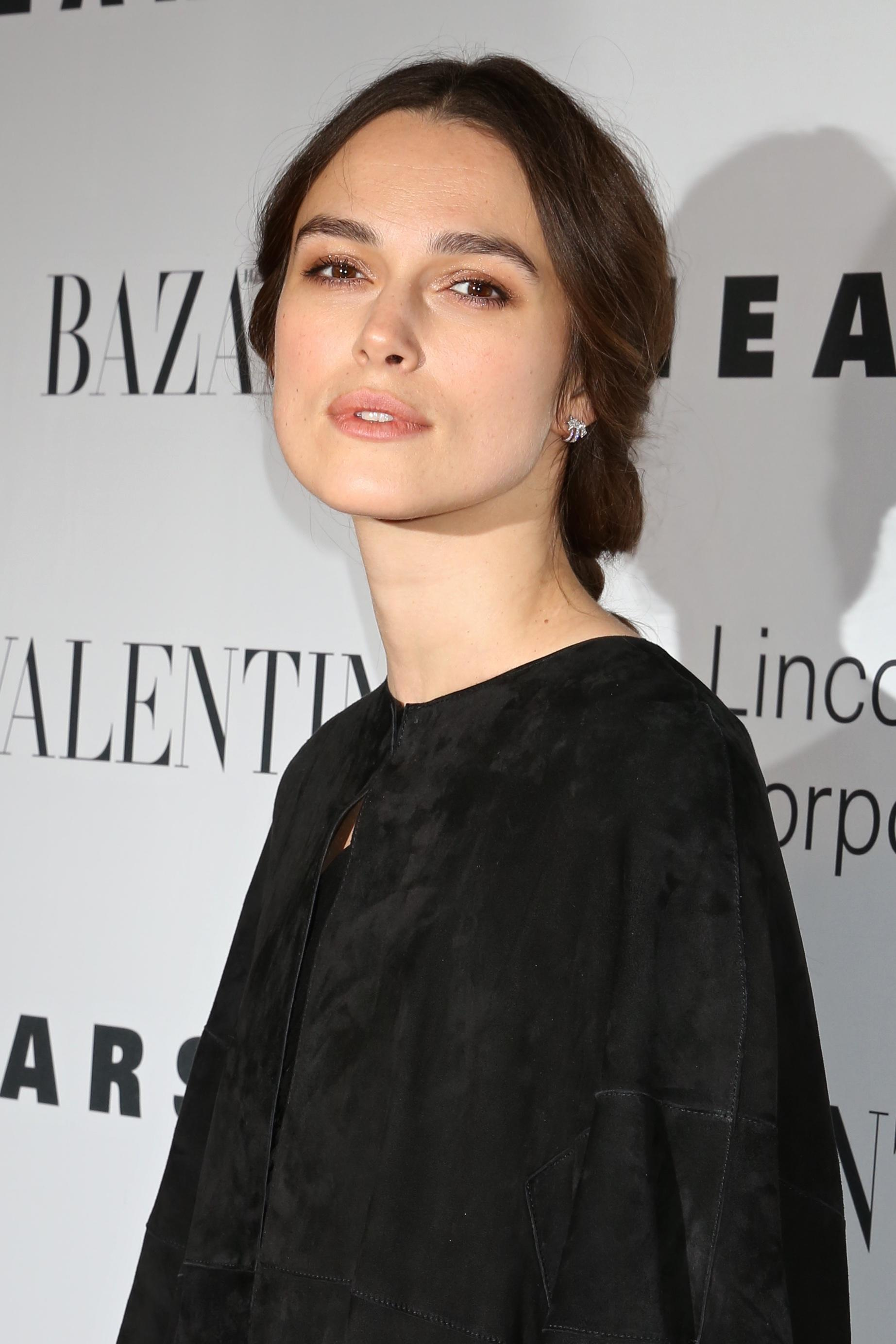 Keira Knightley In Talks For 'Collateral Beauty'