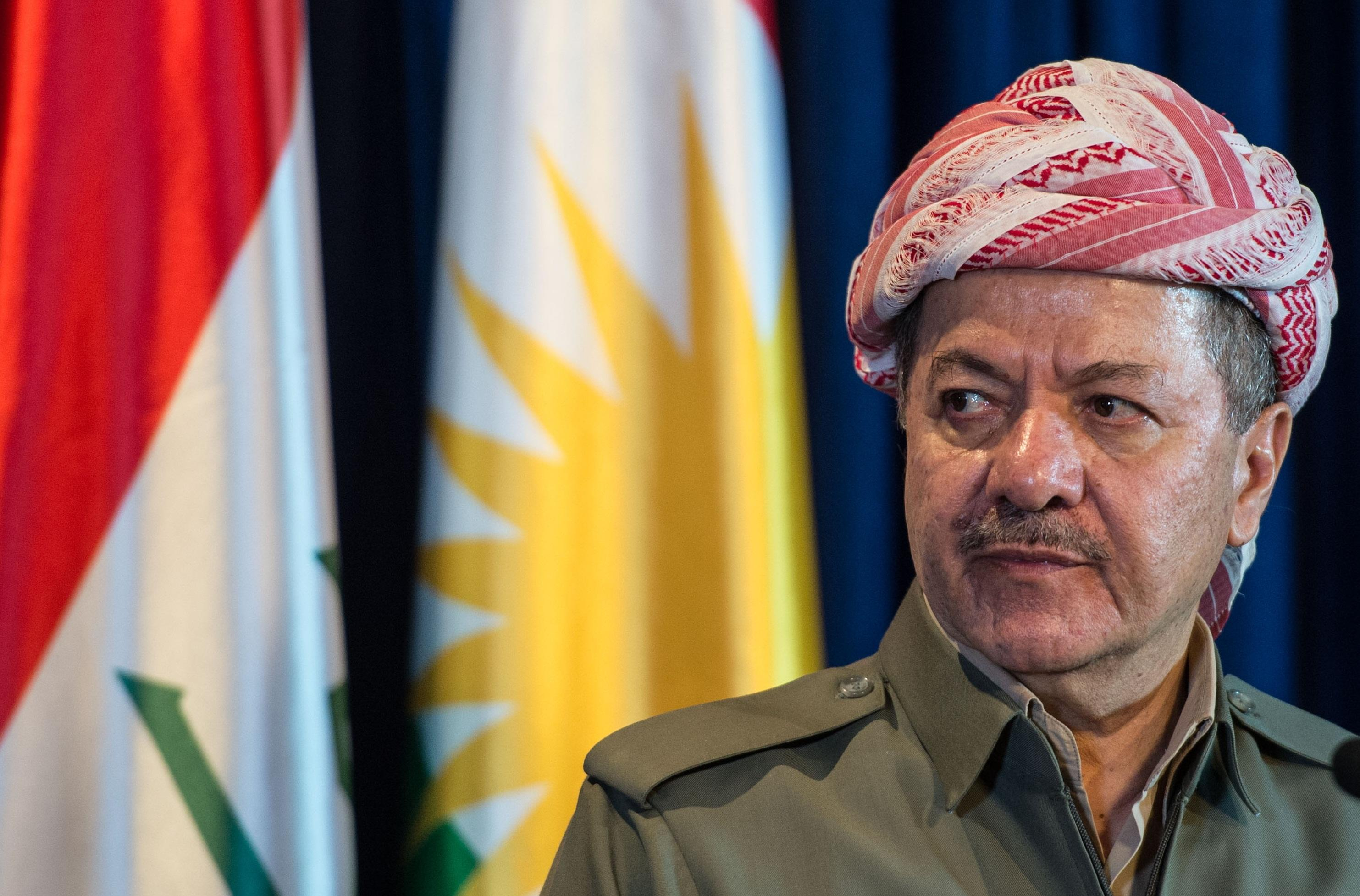 Who Is Stopping the Kurdish Leaders Visiting the U.S.?
