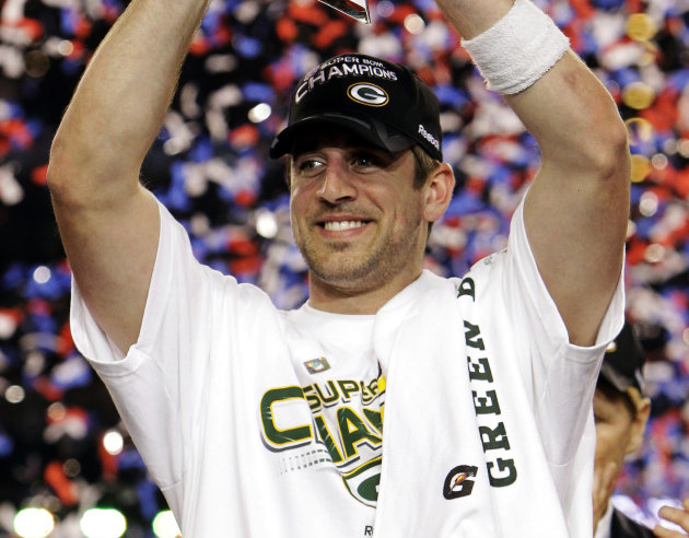 2004: Aaron Rodgers