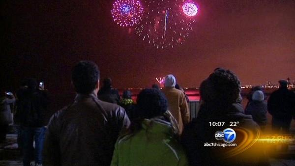 Chicago readies for New Year