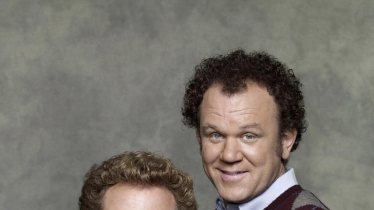 Will Ferrell John C. Reilly Step Brothers Production Sony 2008