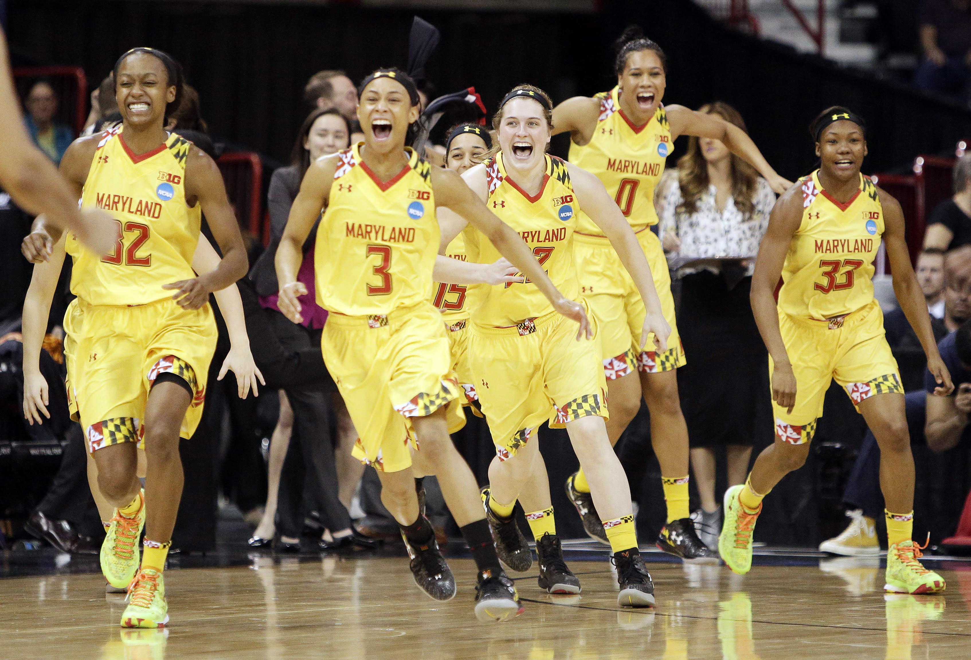 Maryland uses versatility to earn return trip to Final Four