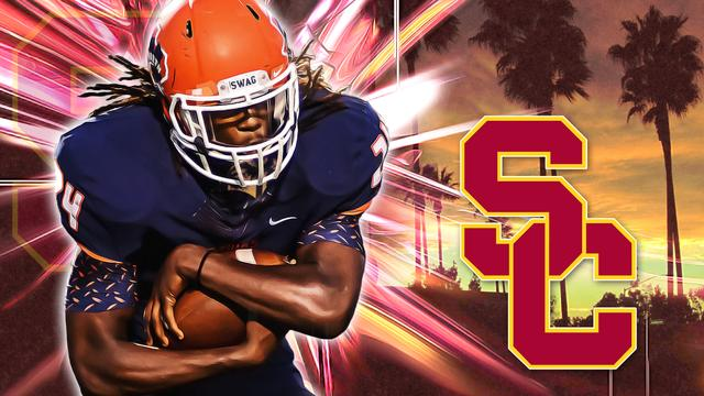 2015 USC Commits - Top 10 Plays