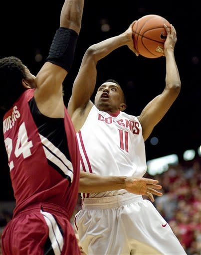 Washington State freezes out Stanford 81-69