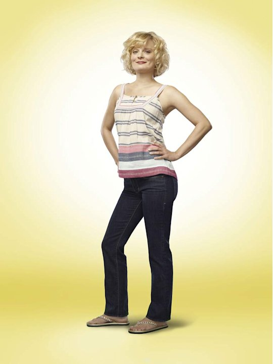 "Martha Plimpton stars as Virginia in ""Raising Hope."""