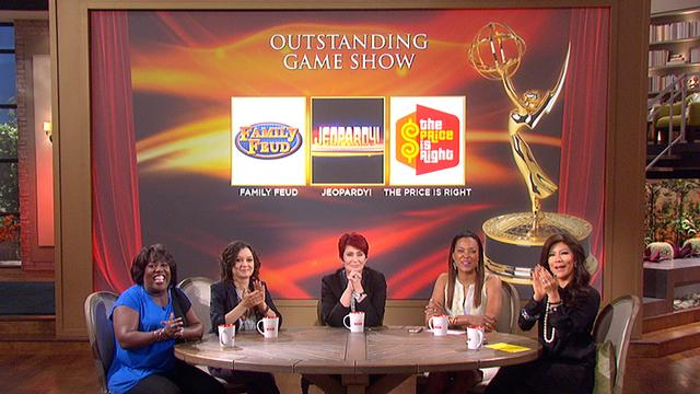 """The Talk - 'The Talk' Hosts Announce the """"42nd Annual Daytime Emmy Awards"""" Nominations - Part 2"""