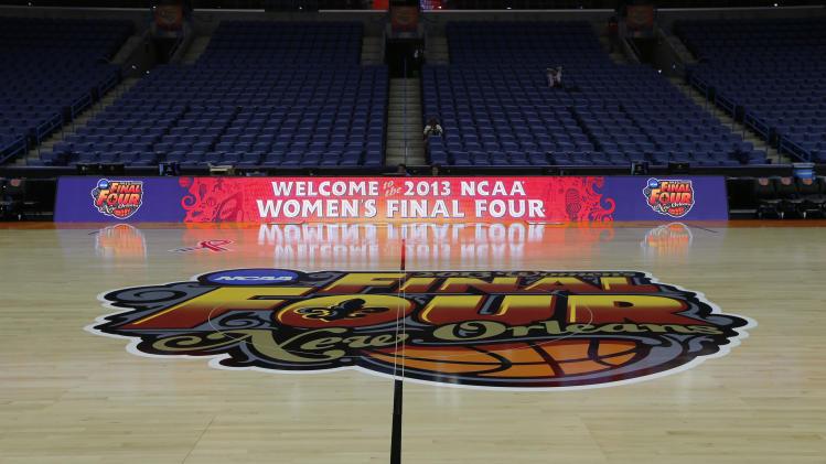 NCAA Womens Basketball: NCAA Tournament-California Practice