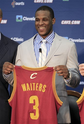 Cavs sign top draft picks Waiters, Zeller
