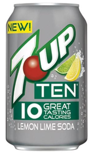This undated product image provided by Dr. Pepper shows one of the company's new drinks slated to come out in January 2013. The U.S's No. 3 soft drink company plans to roll out 10-calorie versions of five of its biggest soda brands: 7-Up, Sunkist, Canada Dry, RC Cola and A&W Root Beer. The drinks are an extension of Dr Pepper Ten, which was launched last year as a better-tasting alternative for men who don't like the image or taste of diet soda. (AP Photo/Dr. Pepper)