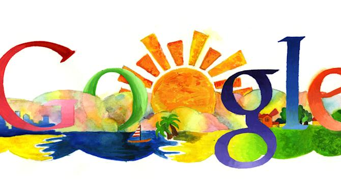 Can Your Kid Doodle the Google Doodle?