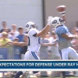 Tennessee Titans find a star in the making at training camp