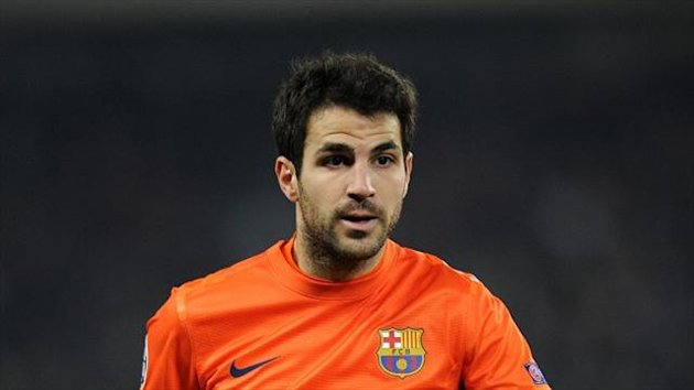 David Moyes is not ready to give up on Cesc Fabregas, pictured, just yet