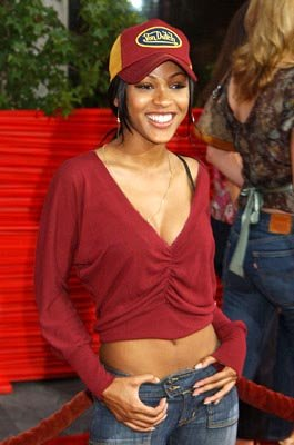 Premiere: Meagan Good at the LA premiere of Universal's American Wedding - 7/24/2003