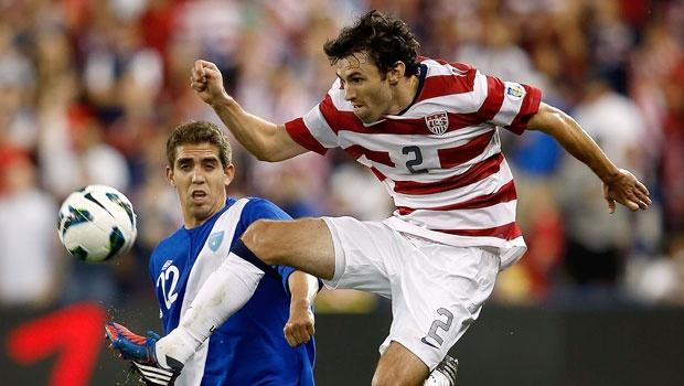 Michael Parkhurst called in to replace ailing Brad Evans for USMNT World Cup qualifiers