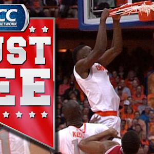 Syracuse's Jerami Grant Throws Down Monster Putback Jam | ACC Must See Moment