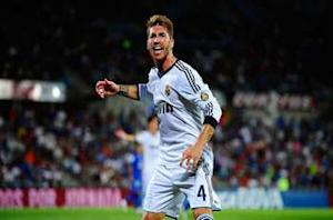 Iniesta among the world's best players, says Real Madrid's Sergio Ramos