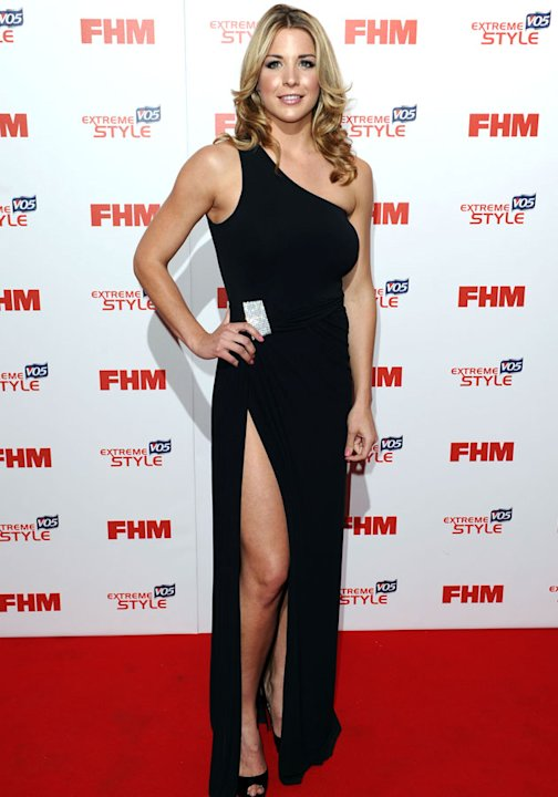 FHM Sexiest Women Awards: Gemma Atkinson