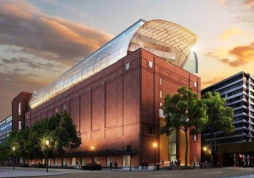 Museums: D.C.'s Bible Museum Will Have a Huge Glass Ark on Top of It