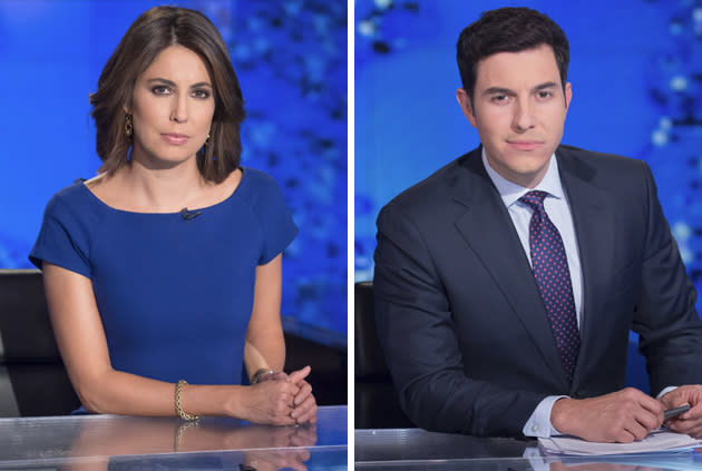 Cecilia Vega & Tom Llamas New 'ABC World News Tonight' Weekend Anchors