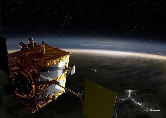 Troubled Japanese Venus Probe Set for 2015 Comeback