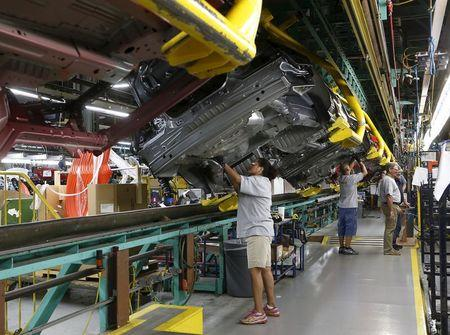 Factory slowdown puts wrinkle in U.S. growth outlook