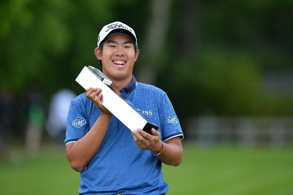 Byeong-hun An urges Asian golfers to try Europe