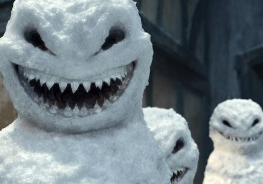 Doctor Who: The Snowmen Recap: A Merry Homeric Companion