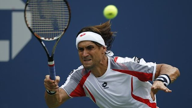 David Ferrer of Spain (Reuters)