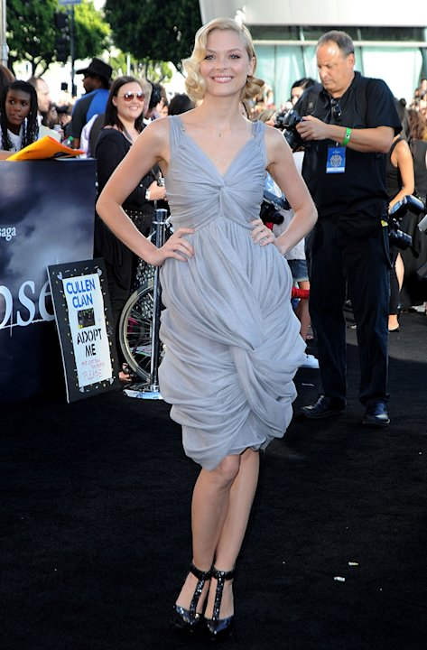 The Twilight Saga Eclipse LA Premiere 2010 Jaime King