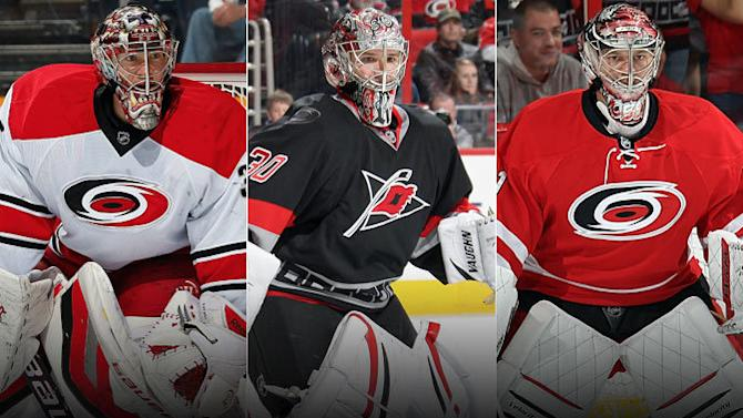 In the Cage: Hurricanes face goaltending decision