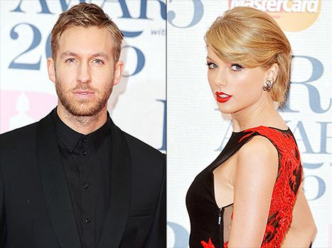 "Calvin Harris Said He'd Skip Taylor Swift on Tinder Year Before Nashville Outing: ""She's the Opposite of My Type"""