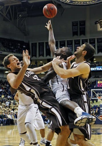 Pitt beats Lehigh 78-53 in NIT Season Tip-Off