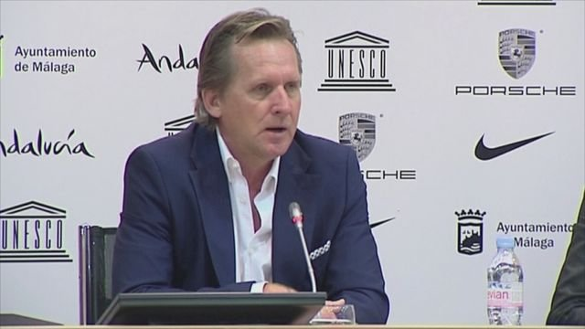 Schuster: 'I am the right person for the job'