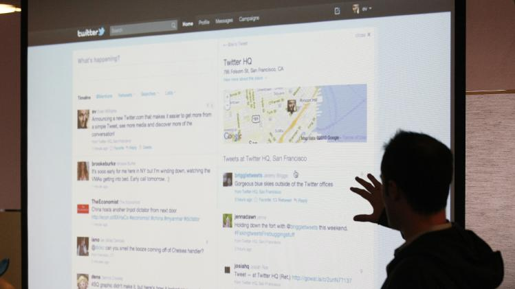 Twitter, Washington Post targeted by hackers