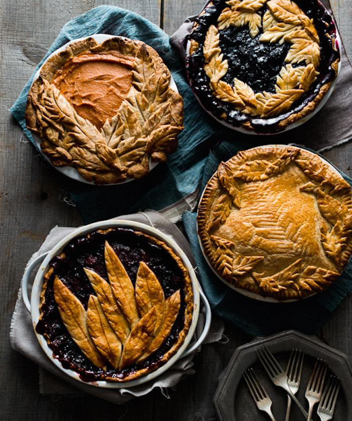 Fanciful Pies and Tarts to Inspire You During the Holidays