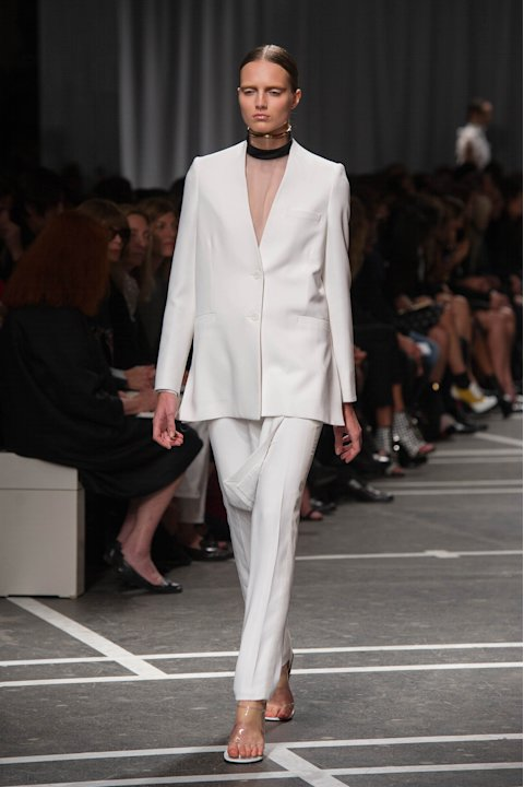 Défilé Givenchy collection printemps/été 2013.
