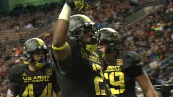 Army Bowl Highlights