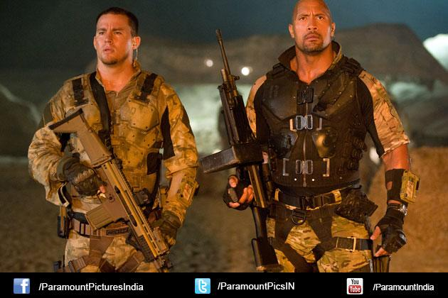 Stills: G I Joe : Retaliation