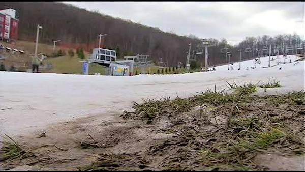 Ski resorts hoping for return of cold weather