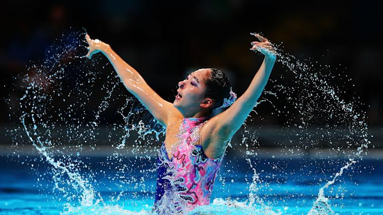 Synchronized Swimming - 15th FINA World Championships: Day One