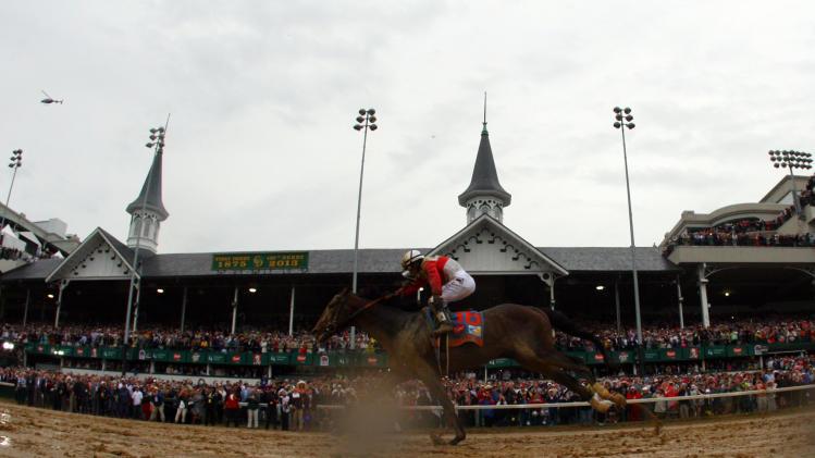 Horse Racing: 139th Kentucky Derby