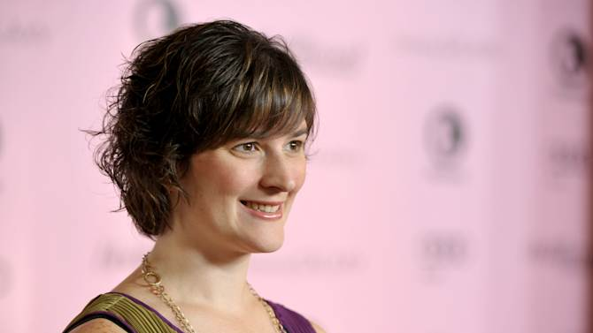 Attorney and activist Sandra Fluke arrives at The Hollywood Reporter's 21st Annual Women in Entertainment Power 100 breakfast presented by Lifetime on Wednesday, Dec. 5, 2012 in Beverly Hills, Calif.  (Photo by John Shearer/Invision for The Hollywood Reporter/AP Images)