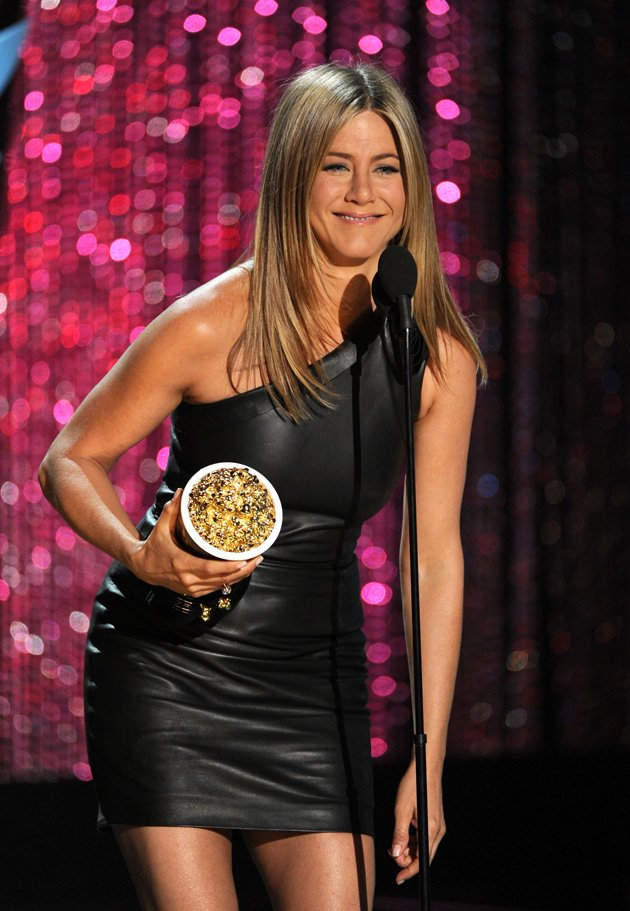 MTV Movie Awards 2012, Jennifer Aniston
