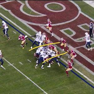 TNF Storylines: Chargers ignite some offensive fire